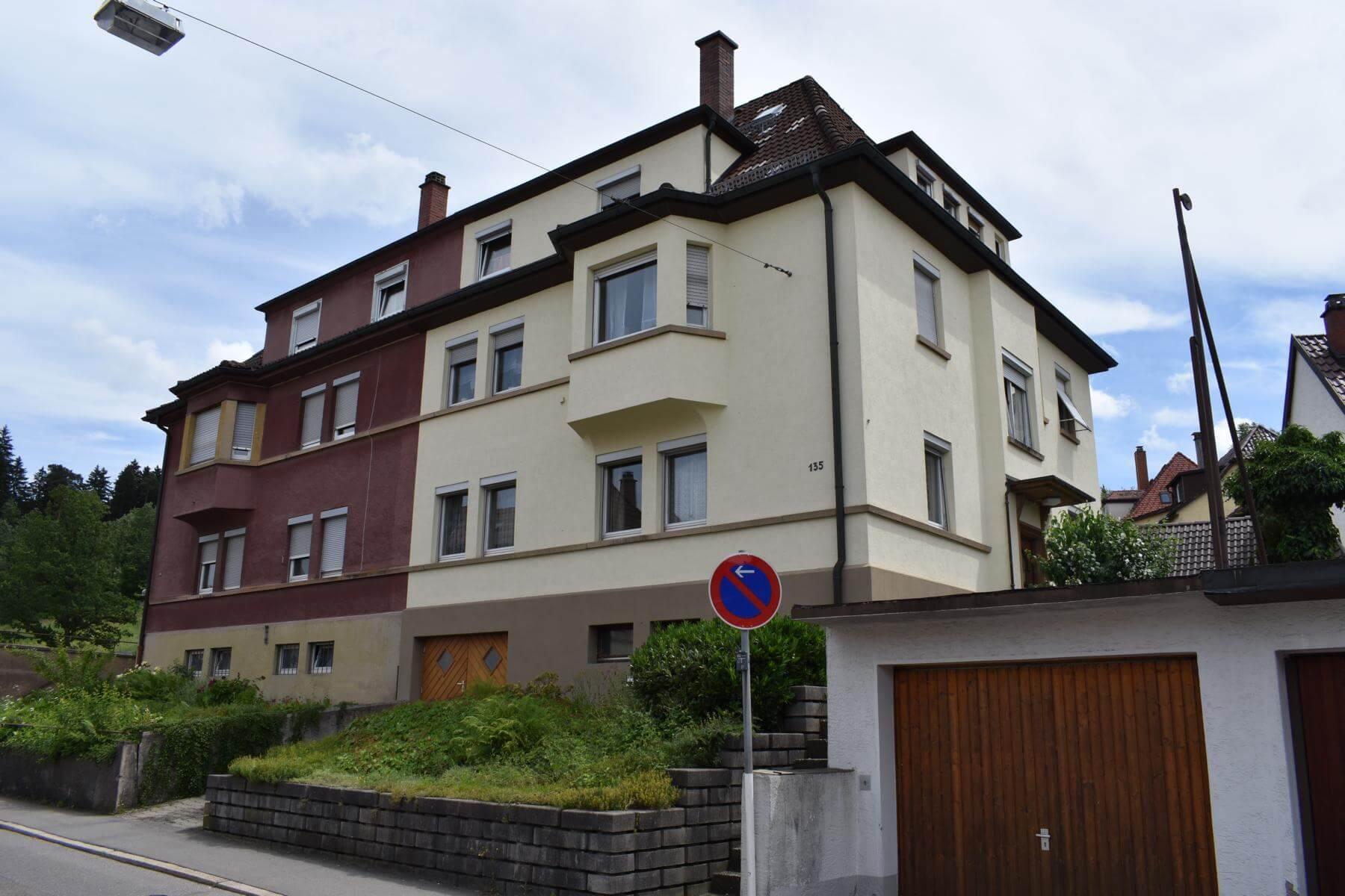 Gemütliche  3 Zimmer-Eigentumswohnung  mit Garage und Gartenanteil in VS-Schwenningen