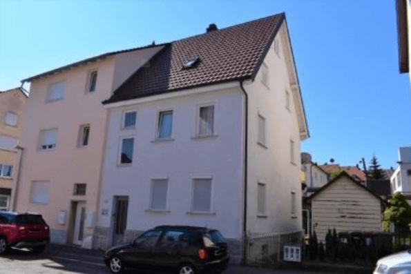 Kapitalanlage! Vermietete Doppelhaushälfte in VS-Schwenningen