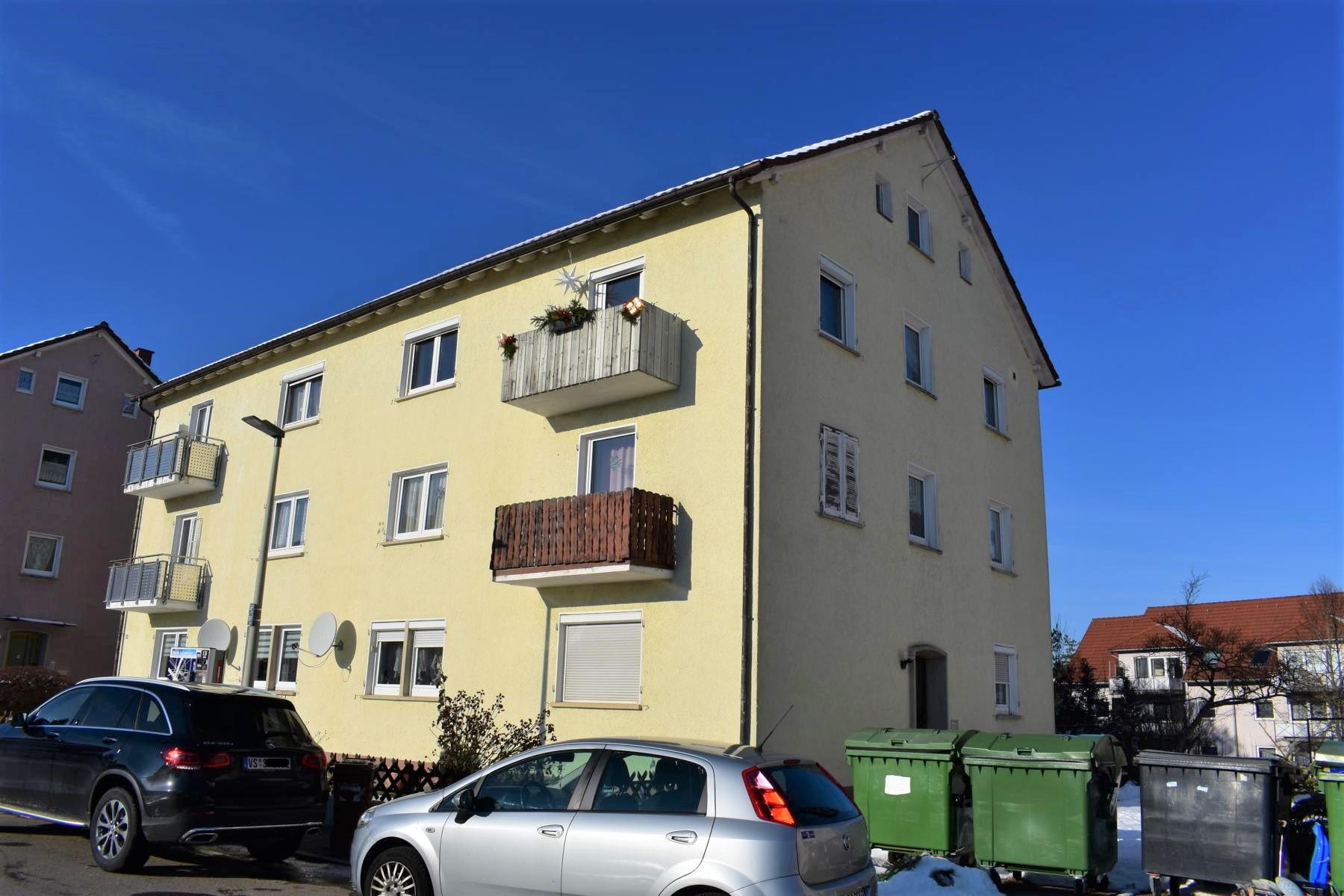 Gemütliche 3 Zimmer-Eigentumswohnung mit Garage in VS-Schwenningen