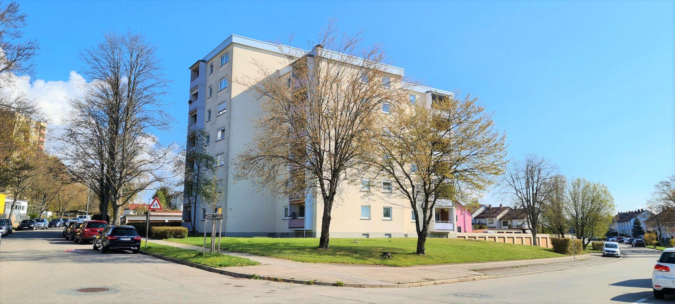 Solide 3,5 Zimmer-Eigentumswohnung mit Garage